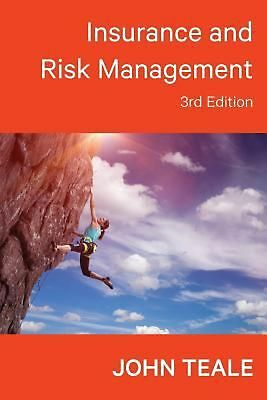 Insurance and Risk Management by John Teale (English) Paperback Book
