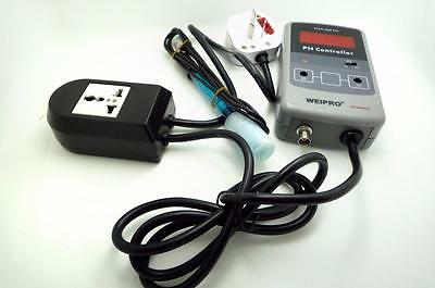 WEIPRO pH probe electrode CO2 PH Controller for Planted Aquariums PH2010