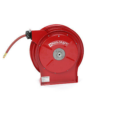 REELCRAFT 4435 OLP 1/4 x 55 ft Hose Reel Industrial Air & water, 300 PSI, USA