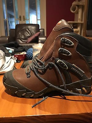 Merrell Switchback Hiking Boots size 8 US 41.5 EUR