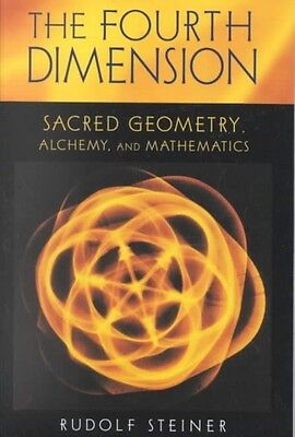 The Fourth Dimension by Rudolf Steiner Paperback Book (English)