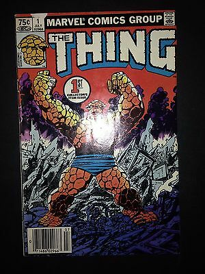 The Thing #1 (1983) VG/FN (rare Canadian variant)