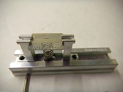 BGA Direct Heated Rework Station PS3 Xbox Wii DH Stencil Reflow Reball Jig