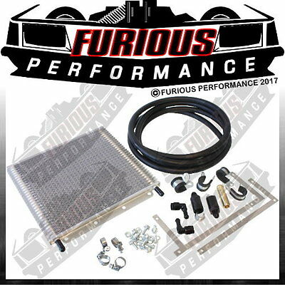 Ford FG Falcon 5 Speed Automatic Trans Oil Cooler Coolant Bypass Kit TCK-F255XT