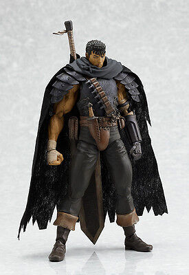 [FROM JAPAN]figma 120 Guts: Black Soldier ver. Berserk Max Factory