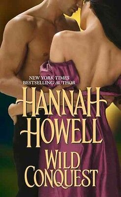 Wild Conquest by Hannah Howell Mass Market Paperback Book (English)