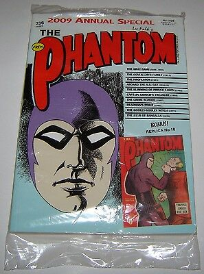 Frew Phantom Comic  #1529  2009 Annual Special  WRAPPED / UNOPENED