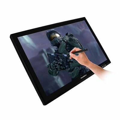 """UK Huion GT-190 Pen Art Drawing Graphics Tablet Monitor Display 1440 x 900 19"""""""