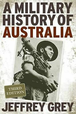 A Military History of Australia by Jeffrey Grey Paperback Book (English)