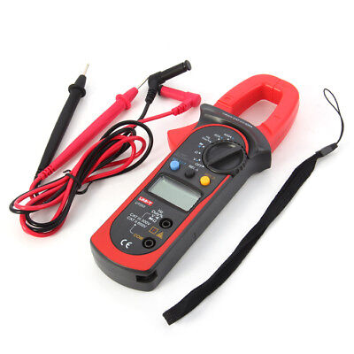 UNI-T UT210E True RMS AC/DC Current Clamp Meters Resistance Capacitance Tester