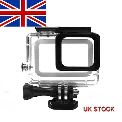 40M Waterproof Case Camera Protective Housing Diving Mount f GoPro Hero 5 Black