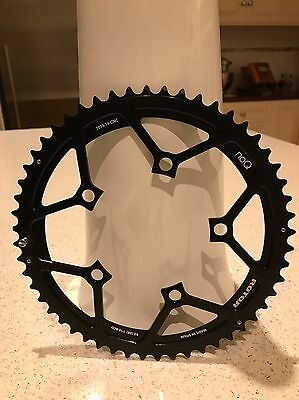 ROTOR NoQ 53T BCD110 5 Bolt Road Outer Chainring