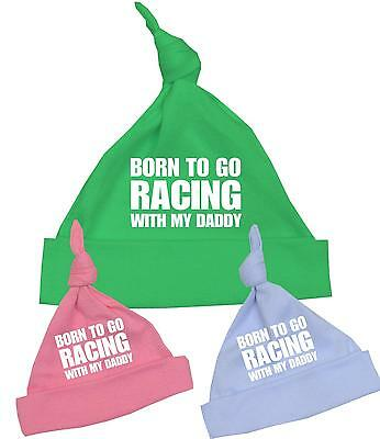 BabyPrem Baby Clothes Boys Girls Born RACING Daddy Hat Funny Slogan Shower Gifts
