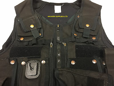 Ex Police Tactical Vest 38''-42'' Chest (A95)
