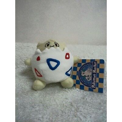 Officiel Pokemon Center Peluche Plush Petit Togepi