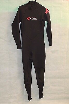 Xcel Icon-X 3/2Mm Wetsuit Size M Rrp £120
