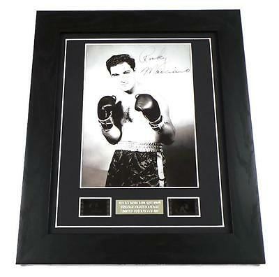 ROCKY MARCIANO SIGNED Preprint ROCKY Film Cell VINTAGE BOXING GIFTS MEMORABILIA