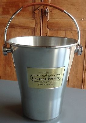 """Fabulous French """"laurent Perrier"""" Champagne Wine Cooler, Ice Bucket"""