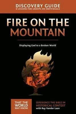 Fire on the Mountain by Ray Vander Laan Paperback Book (English)