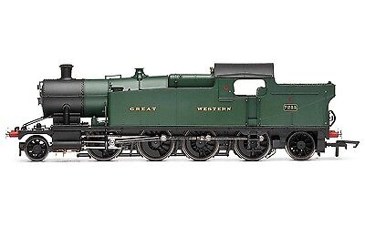 Hornby :- R3225 GWR 2-8-2T Class 72XX '7233'  Brand New In Box