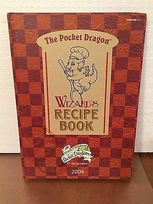 Wizards Recipe Book 2004 Whimsical World Of Pocket Dragons