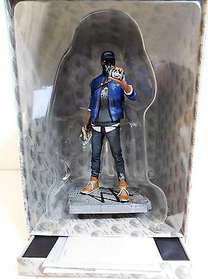 WATCH DOGS 2 SAN FRANCISCO Collectors Edition Marcus Statue  NEW + Bonus