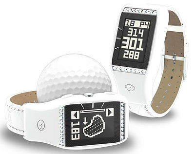 Green Grass Golf Golf Buddy LD2 White Edition Golf GPS golfplatz Green