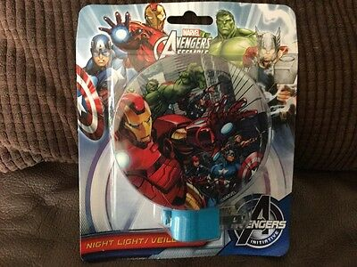 Marvel Avengers Night Light, New