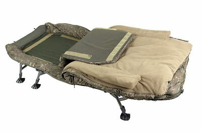 Nash Indulgence Air Bed Conversion Bag Wide T9221