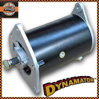 Negative Earth Dynamator Alternator Dynamo Conversion LUCAS C40L TRIUMPH 2000