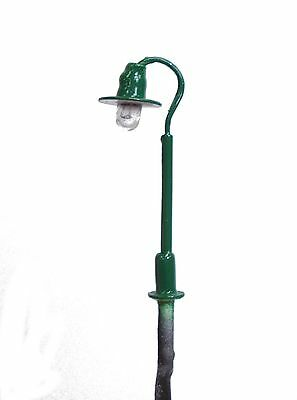 N Scale Street or Station Swan Neck Lamp