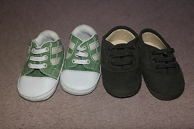 John Lewis Pram Shoes Baby Shoes Trainers 3-6 months