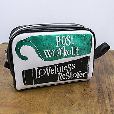 The Bright Side Wash Bag - Post-workout Wash Bag  Make Up Bag Gift *NEW*
