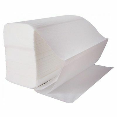 Z Fold Hand Towels -  White 2 ply