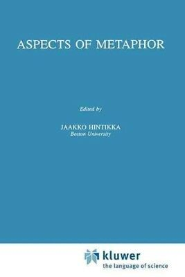 Aspects of Metaphor (English) Paperback Book