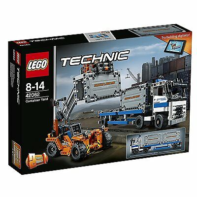 NEW!! LEGO Technic container truck and loader 42062 from Japan F/S