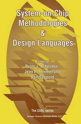 System-on-chip Methodologies and Design Languages (English) Paperback Book Free