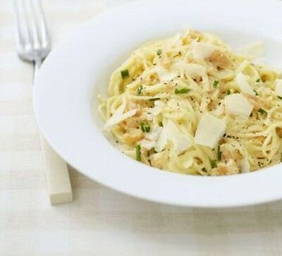 Smoked Salmon Carbonara Recipe Wallpaper Penny 1p Auction No reserve