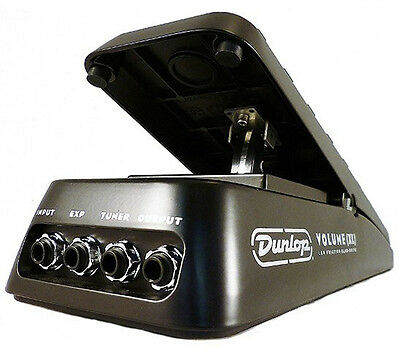 Dunlop DVP1XL Volume Expression Pedal, New, Free Shipping