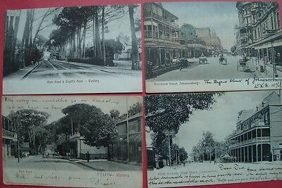 lot of 4 hotels.  johannesburg and wynberg.   south africa.