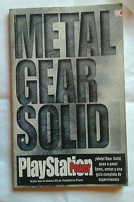 Guia Metal Gear Solid Ps1