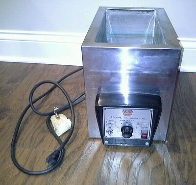 Lab-Line 3000-2 Scientific Products Water Bath 120 Volt (Used)