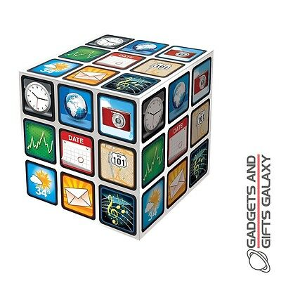 SMART iCUBE PHONE RUBIK'S CUBE STYLE GAME adult puzzle game