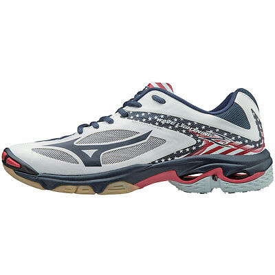 Mizuno Wave Lightning Z3 Women's Volleyball Shoes - Stars & Stripes - 430228