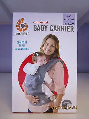 BRAND NEW in BOX ~ Ergobaby Original Carrier - Starburst with Embroidery