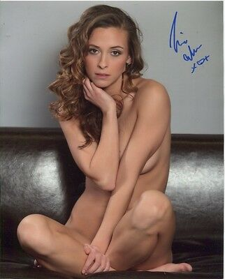 Jessika Alaura In Person Signed Photo - B618 - Model