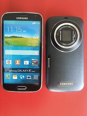 Samsung Galaxy K Zoom in Black Handy DUMMY Attrappe - Requisit, Präsentation