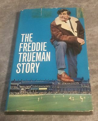Signed - The Fred Trueman Story - 1965 1St Ed H/h