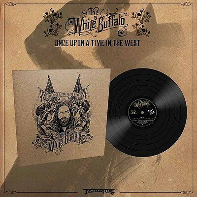 """The White Buffalo """"Once Upon A Time In The West"""" Black Vinyl - NEW"""