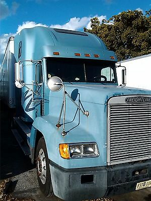 2005/1995 Freightliner - Willing to sell 2 Semi Trucks for the price of 1